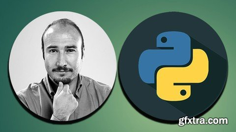 Python Hands-On 40 Hours, 210 Exercises, 5 Projects, 2 Exams