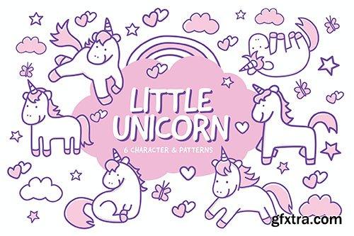 Little Unicorn Set