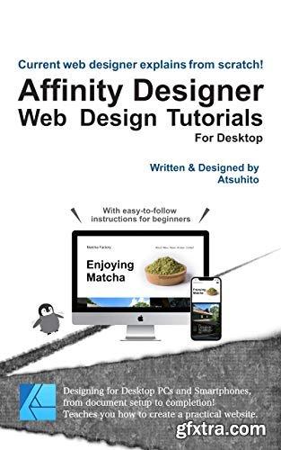 Current web designer explains from scratch! Affinity Designer Web Design Tutorials For Desktop