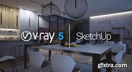 V-Ray 5.10.02 for SketchUp 2017-2021