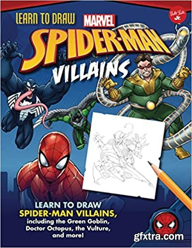 Learn to Draw Marvel Spider-Man Villains