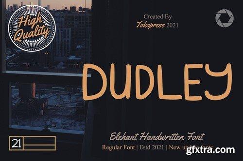 CM - DUDLEY - Classy handwriting font 5587915