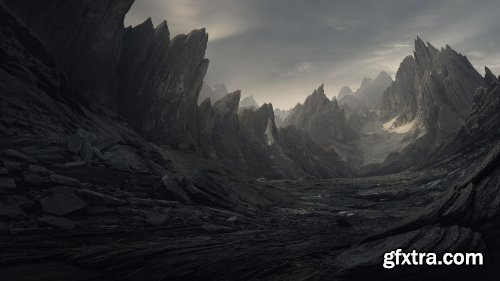 Learn Squared - Intro to Matte Painting