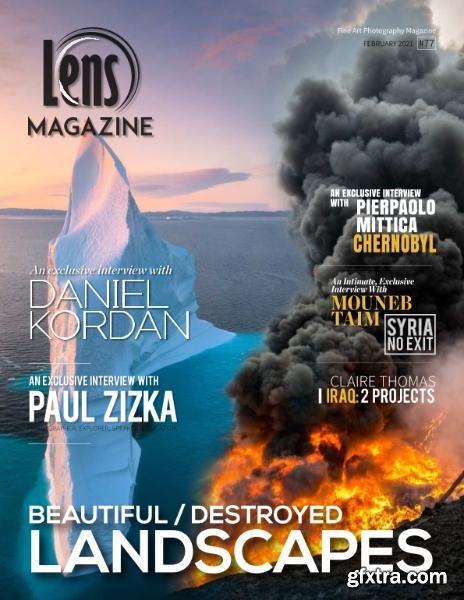 Lens Magazine - February 2021