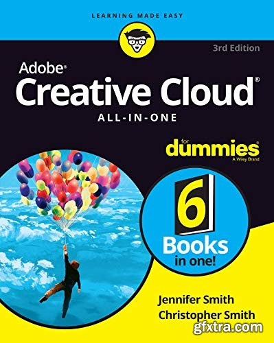 Adobe Creative Cloud All-in-One For Dummies, 3rd edition