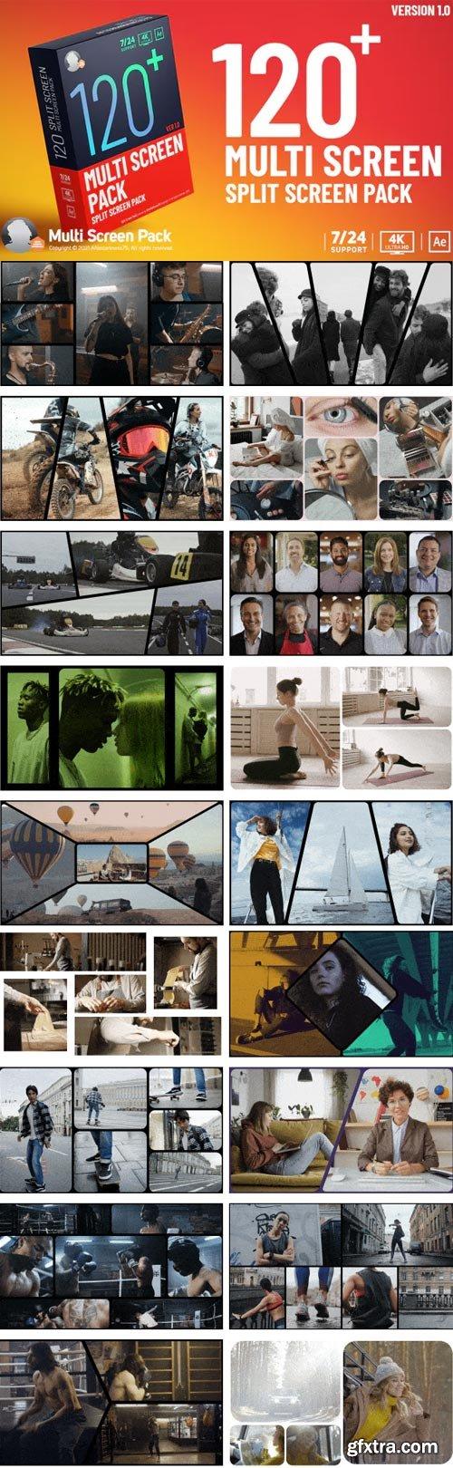 Videohive - Multi Screen Pack - 30408343