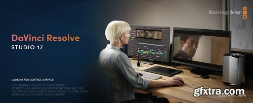 Blackmagic Design DaVinci Resolve Studio 17.1.1