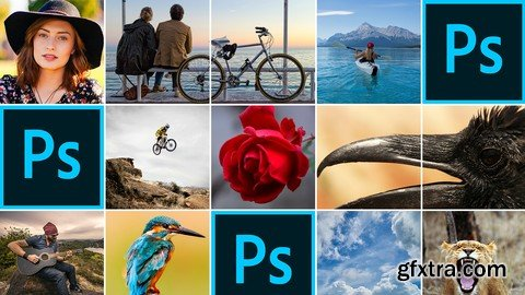 Adobe Photoshop Complete Mastery Course Beginner to Advanced