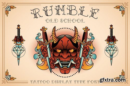 Rumble Old School