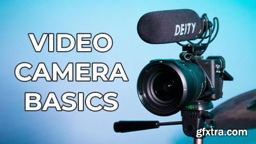 DSLR and Mirrorless Camera Basics for YouTubers