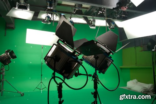 Green screen video production made easy! Get great results in twenty minutes!