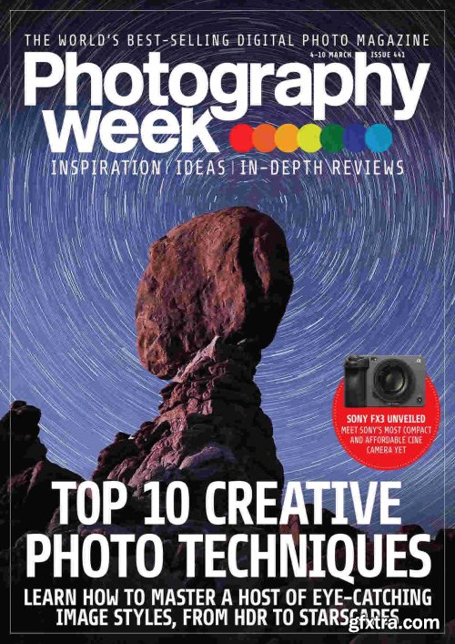 Photography Week - 04 March 2021
