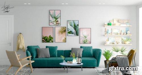 Livingroom By Do Truong