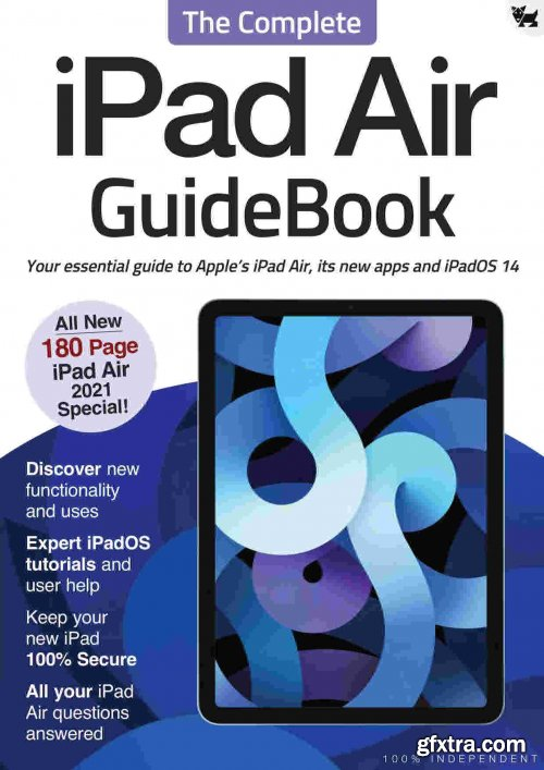 iPad Air The Complete GuideBook - First Edition 2021