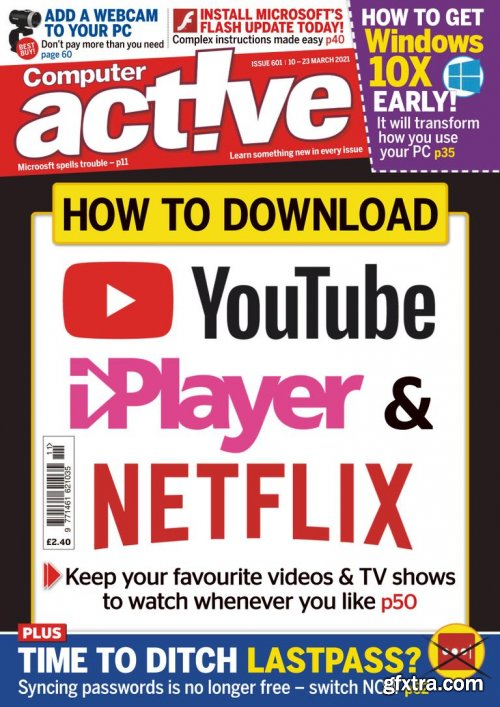Computeractive - Issue 601, March 10, 2021