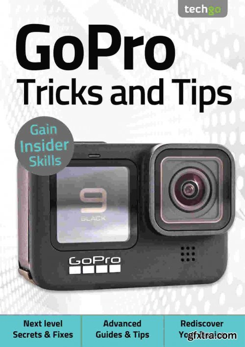 GoPro, Tricks And Tips - 5th Edition 2021