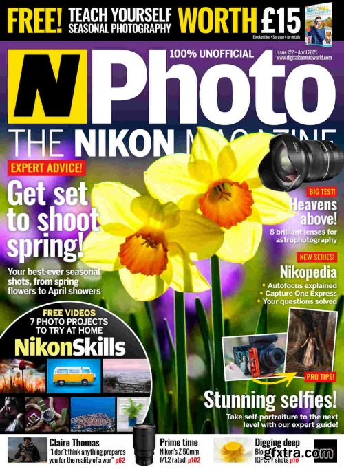 N-Photo - Issue 122, 2021