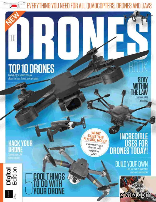 The Drones Book - Tenth Edition 2021