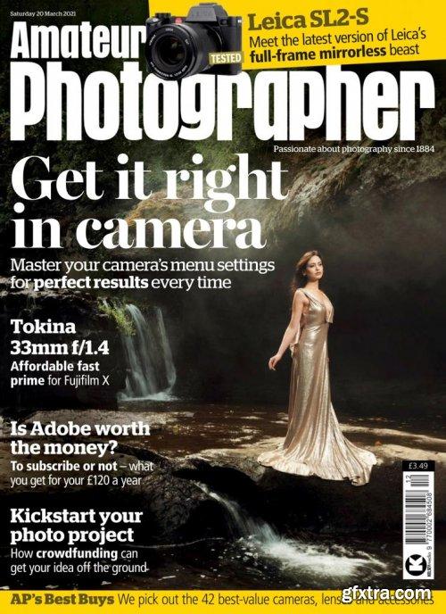 Amateur Photographer - 20 March 2021