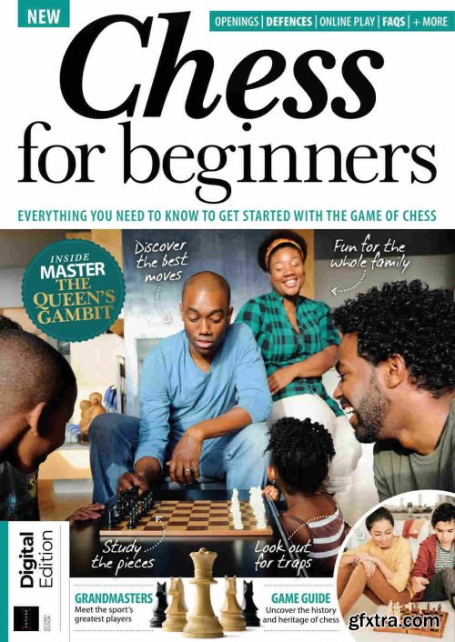 Chess for Beginners - Second Edition, 2021