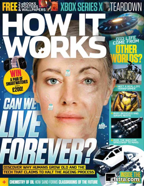 How It Works - Issue 149, 2021