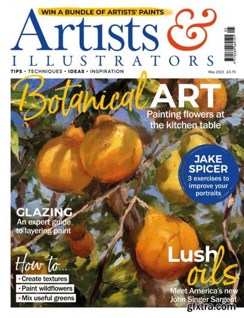 Artists & Illustrators - May 2021