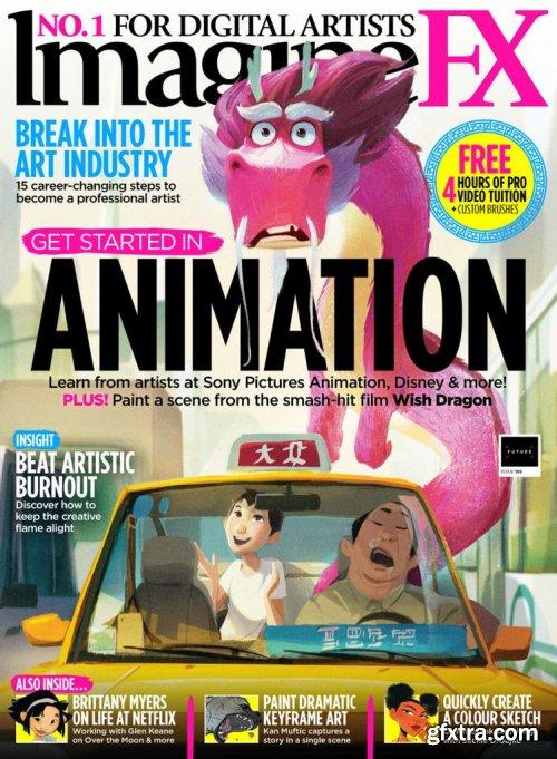 ImagineFX - Issue 199, 2021 (True PDF)