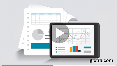 Udemy - Microsoft Excel Functions, Formulas, Analysis, & Dashboards