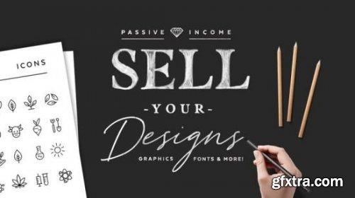 Passive Income Course for Graphic Designers