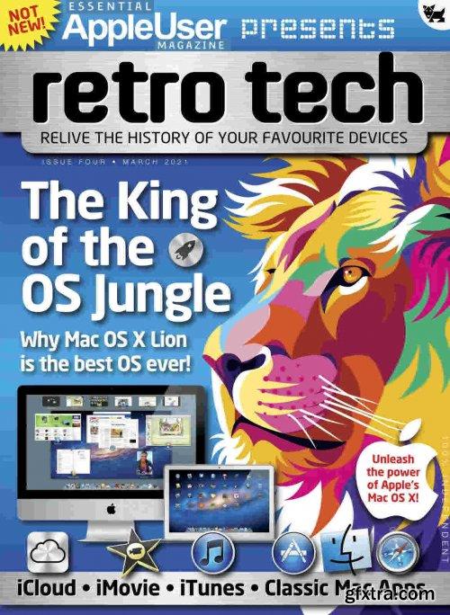 AppleUser Presents: Retro Tech - March 2021