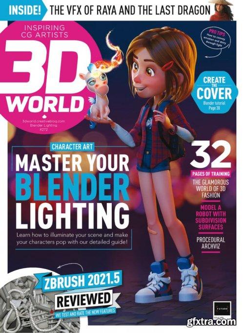 3D World UK - May 2021