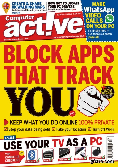 Computeractive - Issue 602, March 24, 2021