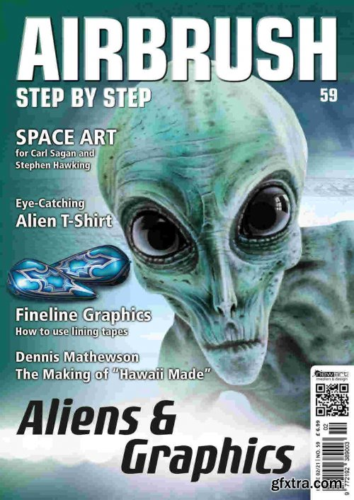 Airbrush Step by Step English Edition - Issue 02, 2021