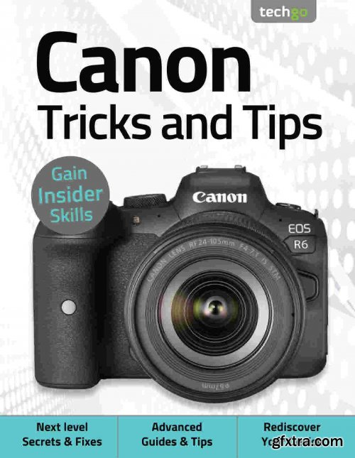 Canon, Tricks And Tips - 5th Edition 2021