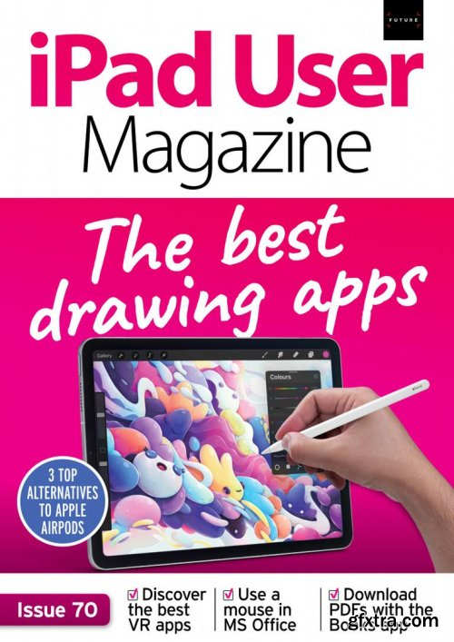 iPad User Magazine - Issue 70, 2021