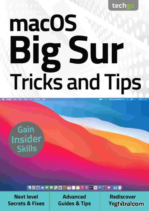 macOS Big Sur, Tricks And Tips - 1st Edition 2021