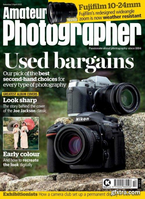 Amateur Photographer - 03 April 2021 (True PDF)