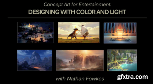 Designing with Color and Light with Nathan Fowkes
