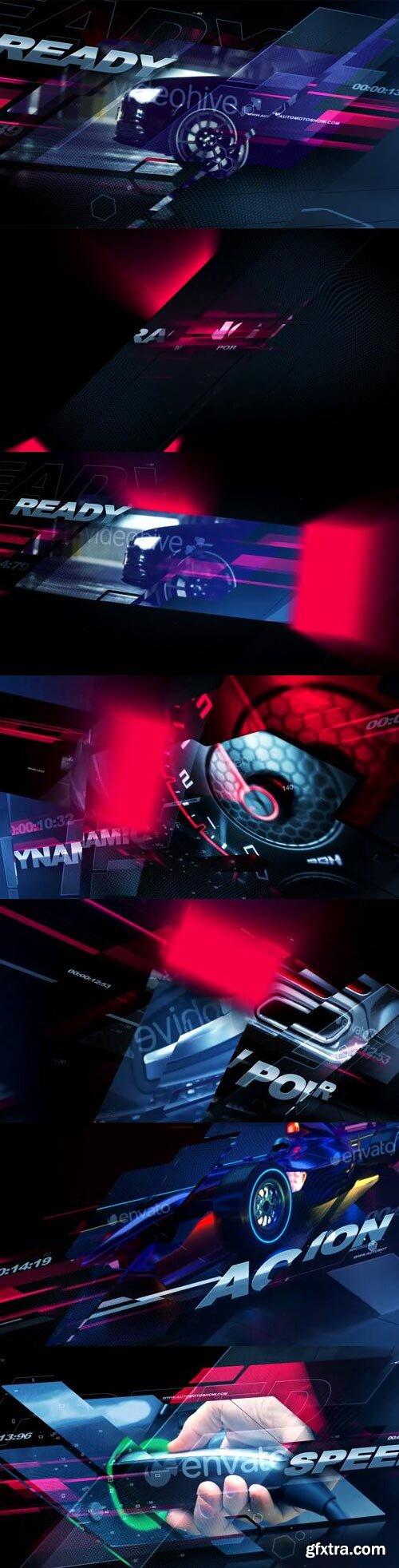 Videohive - Auto Vision - 31091658