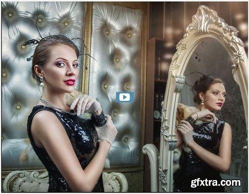 Marina Ulanova - Art Processing in Photoshop: Cold Toning