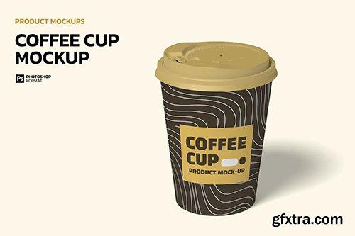 Coffee Cup - Mockup