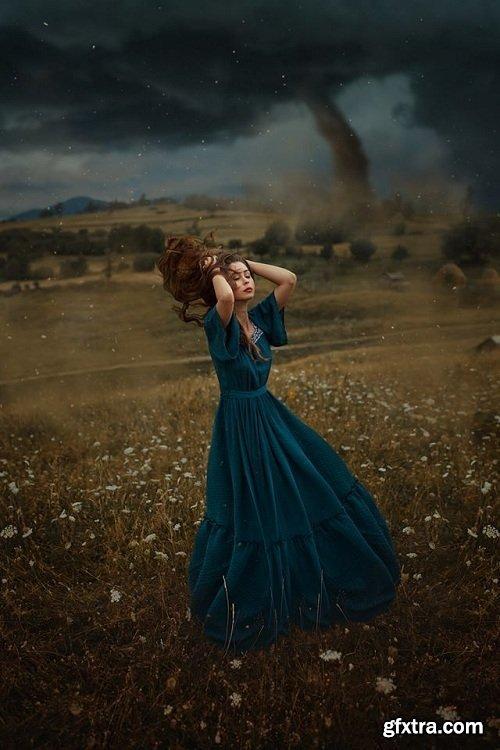 Monica Lazar - Photoshop Magic