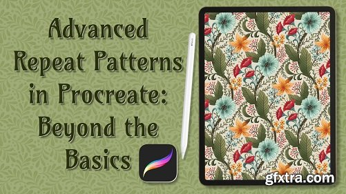 Advanced Repeat Patterns in Procreate: Beyond the Basics