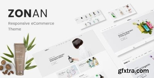 ThemeForest - Zonan v1.0 - Responsive OpenCart Theme (Included Color Swatches) - 31513430