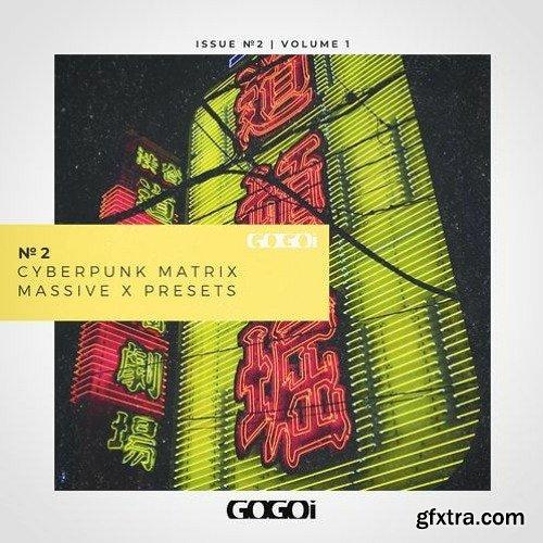 GOGOi Cyberpunk Matrix Vol 1 for Massive X