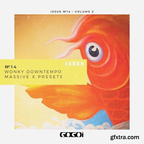 GOGOi Wonky Downtempo Vol 2 for Massive X