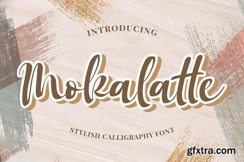 Mokalatte - Stylish Script
