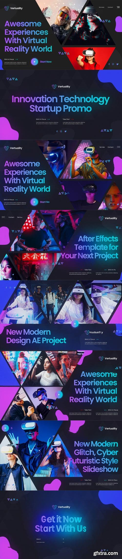 Videohive - Innovation Technology Slideshow