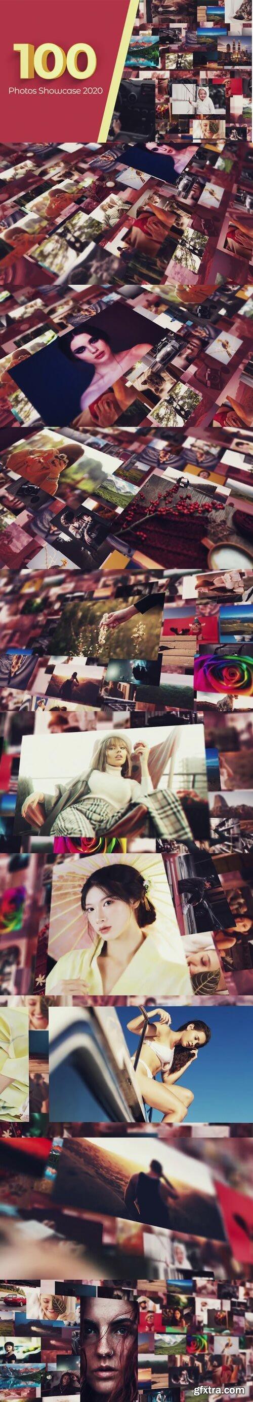 Videohive - 100 Photos Showcase Intro - 29886638