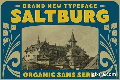 CM - Saltburg - Organic Sans Serif 6047332